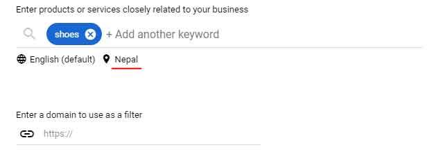 google keyword planner for keyword idea-phtech